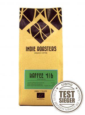 Indie Roasters Kaffee Testsieger